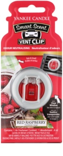 Yankee Candle Red Raspberry car air freshener Clip