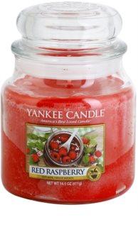 Yankee Candle Red Raspberry vonná svíčka Classic střední