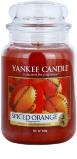 Yankee Candle Spiced Orange doftljus Klassisk stor