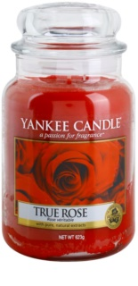 Yankee Candle True Rose scented candle Classic Large