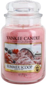 Yankee Candle Summer Scoop scented candle Classic Large