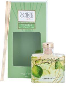 Yankee Candle Vanilla Lime diffusore di aromi con ricarica Signature