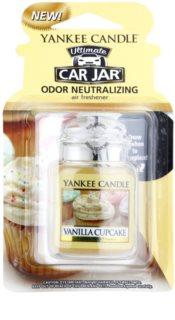 Yankee Candle Vanilla Cupcake illat autóba felakasztható autóillatosító
