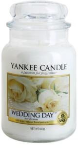 Yankee Candle Wedding Day scented candle Classic Large