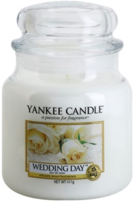 Yankee Candle Wedding Day candela profumata Classic media