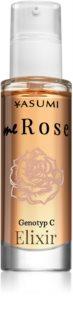 Yasumi me Rose verschönerndes Elixier mit Rosenöl