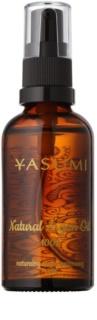 Yasumi Natural Argan Oil óleo nutritivo  para rosto, corpo e cabelo