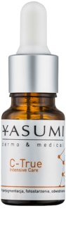 Yasumi Dermo&Medical C-True ingrijire intensiva pentru strălucirea și netezirea pielii