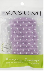 Yasumi Konjak Lavender Gentle Facial Sponge for All Skin Types