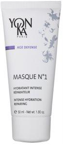 Yon-Ka Age Defense N°1 intensive feuchtigkeitsspendende Maske für das Gesicht