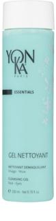 Yon-Ka Essentials Gel zum Reinigen und Abschminken für Gesicht und Augen