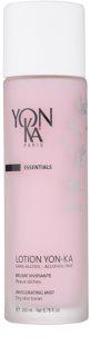 Yon-Ka Essentials Tonisierendes Gesichtsnebel-Spray für trockene Haut