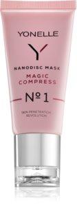 Yonelle Nanodisc Mask Magic Compress N° 1 інтенсивна маска для миттєвого поліпшення стану шкіри 40+