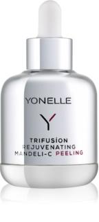Yonelle Trifusíon scrub notte ringiovanente