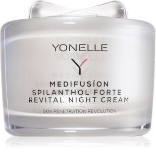 Yonelle Medifusíon Spilanthol Forte Revitalizing Night Cream