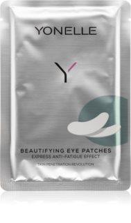 Yonelle Fortefusíon masque yeux anti-enflures et anti-cernes