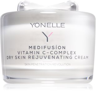 Yonelle Medifusíon Vitamin C - Complex Anti-Aging Cream for Dry Skin