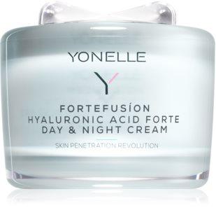 Yonelle Fortefusíon crème jour et nuit à l'acide hyaluronique