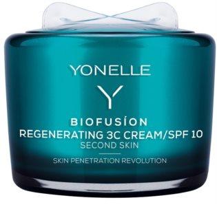 Yonelle Biofusion 3C crema rigenerante SPF 10