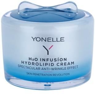 Yonelle H2O Infusíon crema idrolipidica effetto antirughe