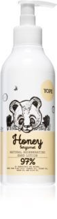 Yope Honey & Bergamot регенериращо мляко за ръце