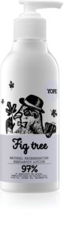 Yope Fig Tree Restorative Milk for Hands and Body
