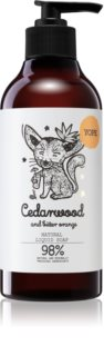 Yope Cedarwood & Bitter Orange Handtvål