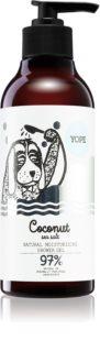 Yope Coconut & Sea Salt hidratantni gel za tuširanje