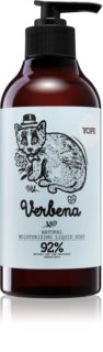 Yope Verbena Liquid Soap with Moisturizing Effect