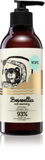 Yope Boswellia & Rosemary Natural Shower Gel