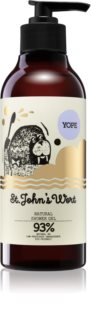 Yope St. John's Wort Natural Shower Gel