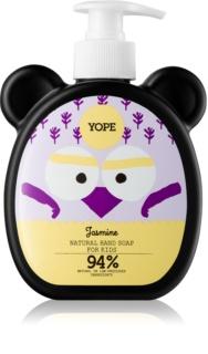 Yope Jasmine sabão liquido para mãos para crianças
