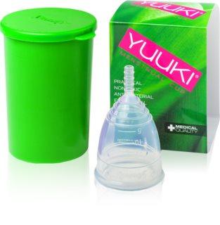 Yuuki Menstruační kalíšek 1 Soft dámská hygienická pomůcka