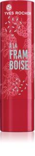 Yves Rocher Raspberry Tinted Lip Balm