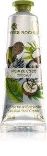 Yves Rocher Coco ošetrujúci krém na ruky