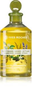 Yves Rocher Orange Blossom & Lavender & Petitgrain tělový a masážní olej