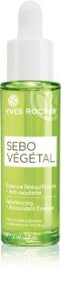 Yves Rocher Sebo Végétal antioxidáló megújító szérum zsíros bőrre