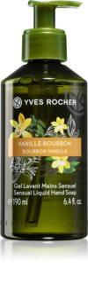 Yves Rocher Bourbon Vanilla folyékony szappan