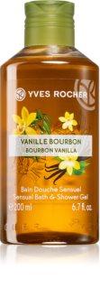 Yves Rocher Bourbon Vanilla tusfürdő gél