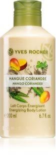 Yves Rocher Mango & Coriander tělové mléko