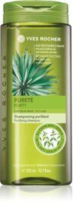 Yves Rocher Purity čistiaci šampón pre mastné vlasy
