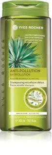 Yves Rocher Anti-pollution micelární šampon s detoxikačním účinkem