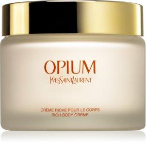 Yves Saint Laurent Opium Kroppskräm för Kvinnor