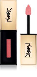 Yves Saint Laurent Vernis À Lèvres Rebel Nudes langlebiger, glänzender Lippenstift 2 in 1