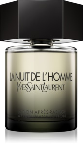 Yves Saint Laurent La Nuit de L'Homme Aftershave Water for Men