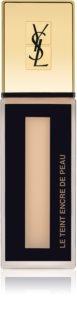 Yves Saint Laurent Le Teint Encre de Peau lehký matující make-up SPF 18
