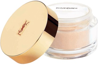 Yves Saint Laurent Souffle d'Éclat Sheer and Radiant  Transparent Powder with Brightening Effect