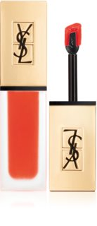 Yves Saint Laurent Tatouage Couture batom liquido ultra-matificante
