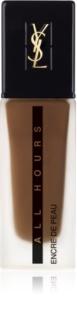 Yves Saint Laurent Encre de Peau All Hours Foundation Long-Lasting Foundation SPF 20