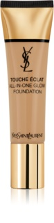 Yves Saint Laurent Touche Éclat All-In-One Glow Flytande foundation SPF 23